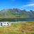 caravana · carro · rodovia · estrada · paisagem - foto stock © cookelma