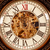 close up on vintage clock stock photo © cookelma