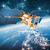espaço · satélite · planeta · terra · terra · elementos · imagem - foto stock © cookelma