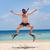 маске · песок · синий · мнение · пляж - Сток-фото © cookelma