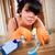 huisvrouw · vloer · huis · vrouw · home · werken - stockfoto © cookelma