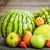 fresco · maduro · bananas · laranja · frutas · fruto · de · laranja - foto stock © cookelma