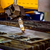 cnc laser plasma cutting of metal modern industrial technology stock photo © cookelma