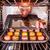 forno · chef · ver · dentro - foto stock © cookelma