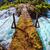吊り橋 · 山 · 川 · ノルウェー · 美しい · 自然 - ストックフォト © cookelma