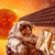 spazio · sole · star · elementi · immagine · nubi - foto d'archivio © cookelma