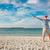natal · férias · praia · tropical · sol · abstrato · mar - foto stock © cookelma