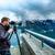doğa · fotoğrafçı · güzel · Norveç · gökyüzü · bulutlar - stok fotoğraf © cookelma