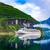 vacaciones · crucero · blanco · puerto · Turquía · océano - foto stock © cookelma