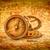 öreg · stílus · iránytű · papír · térkép · háttér - stock fotó © cookelma