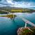 Noorwegen · water · natuur · sneeuw · golf · patroon - stockfoto © cookelma