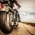 motocicleta · puesta · de · sol · carretera · deporte · calle · fondo - foto stock © cookelma