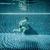 fenék · úszómedence · csempék · eltorzult · víz · kép - stock fotó © cookelma