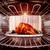жаркое · из · курицы · печи · мнение · внутри · приготовления · продовольствие - Сток-фото © cookelma