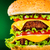 おいしい · 食欲をそそる · ハンバーガー · 緑 · 食品 · 葉 - ストックフォト © cookelma