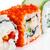 Japon · sushi · ayarlamak · bitkisel · çaylar · demlik · plaka - stok fotoğraf © cookelma