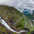 trolls path trollstigen or trollstigveien winding mountain road stock photo © cookelma