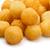 frito · batata · fundo · bola - foto stock © coprid