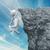 yüksek · yukarı · uçurum · dağ · kadın - stok fotoğraf © coramax