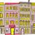 illusztráció · városkép · ház · út · épület · város - stock fotó © coroichi