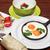 豌豆 · 雞蛋 · 餐廳 · 雞蛋 · 綠色 - 商業照片 © cosma