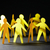 Yellow Paper Men stock photo © cosma