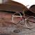 óculos · velho · livro · retro · leitura · biblioteca - foto stock © cosma