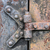 さびた · 鉄 · リベット · テクスチャ · 構造 - ストックフォト © cosma