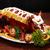 taart · banket · restaurant · gericht · een · schotel - stockfoto © cosma