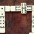 domino · principe · zwarte · permanente · rij · houten - stockfoto © cosma