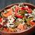 főtt · rizs · zöldségek · étterem · tej · hús - stock fotó © cosma