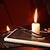 vela · comprimido · iluminação · tela · escuro · fogo - foto stock © cosma