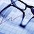 üzlet · diagram · szemüveg · papír · ipar · marketing - stock fotó © cosma