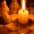 vela · tabuleiro · de · xadrez · ganhar · iluminação · escuro · esportes - foto stock © cosma