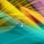 abstrato · contraste · amarelo · azul · ondulado · vetor - foto stock © cosveta