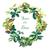vetor · esboço · floral · coroa · rosas - foto stock © cosveta