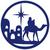 cristão · símbolo · assinar · natal · celebração · ícone - foto stock © cosveta