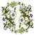 手描き · 実例 · 小枝 · 花 · 葉 · バロック - ストックフォト © cosveta