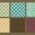 vector · kleurrijk · naadloos · patronen · vintage - stockfoto © cosveta