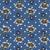 bağbozumu · gül · duvar · kağıdı · model · vektör · mavi - stok fotoğraf © cosveta