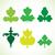 groene · bladeren · logo · business · icon · vector · teken - stockfoto © cosveta