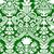 verde · branco · sem · costura · abstrato · floral · padrão - foto stock © cosveta