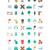 kempingezés · ikon · gyűjtemény · kikapcsolódás · tűz · természet · felirat - stock fotó © cosveta