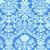 azul · sem · costura · abstrato · floral · padrão · vintage - foto stock © cosveta