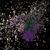 カラフル · アクリル · 塗料 · スプラッタ · 黒 - ストックフォト © cosveta