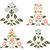 красный · гвоздика · букет · набор · гвоздика · цветы - Сток-фото © cosveta