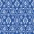 青 · シームレス · 抽象的な · フローラル · パターン · ヴィンテージ - ストックフォト © cosveta