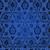 azul · negro · sin · costura · resumen · floral · patrón - foto stock © cosveta