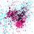 colorido · acrílico · pintura · salpicaduras · brillante · blanco - foto stock © cosveta