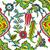 psychedelic · flora · textuur · boom · natuur · blad - stockfoto © cosveta